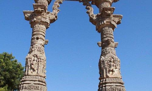 Kirti Toran, Vadnagar, Gujarat, India