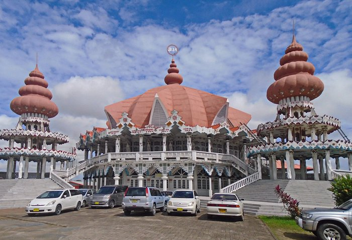 Arya Dewaker Temple