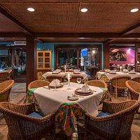 Salão Restaurante Pedra Azul
