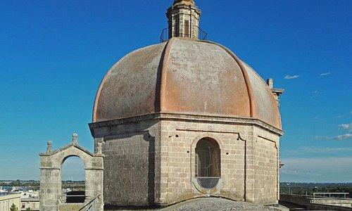 Cupola e campanile a vela