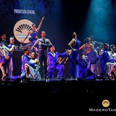 ¿Querés disfrutar de un verdadero musical de Tango? ¡Vení a vivir la experiencia Madero Tango!