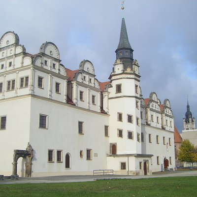 château-musée de Dessau