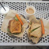 Lecker Sandwiches