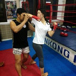 Mankong Phranai Muay Thai