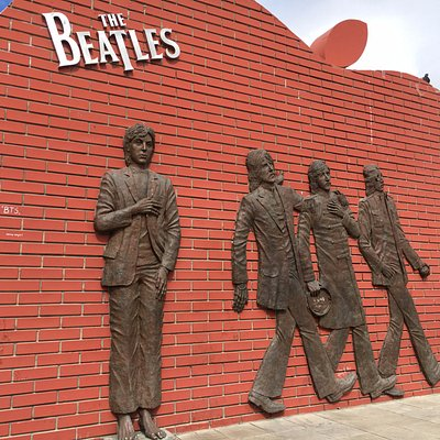 "Beatles Square ""Side A"""