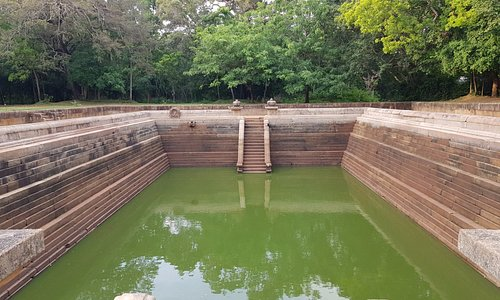 Twin Baths (Kuttam Pokuna)