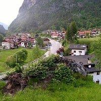 Il piccolo borgo di Listolade