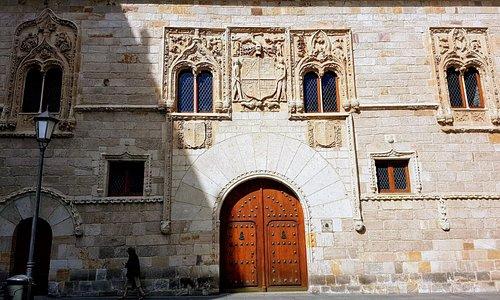 Palacio de los Momos (Zamora)