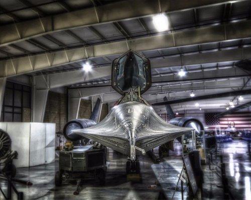 SR - 71 at Hill Aerospace Museum