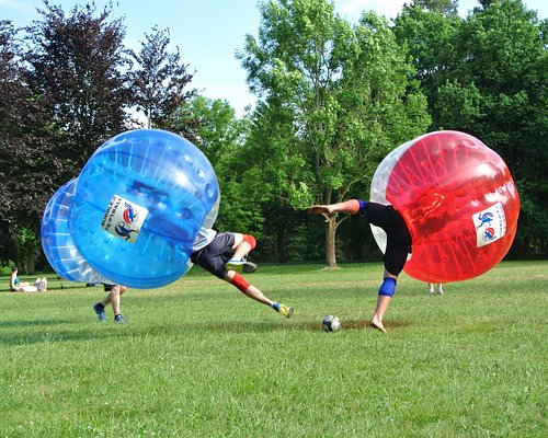 Bubble football  - stag party