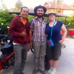 Angkor Green Cambodia Tour