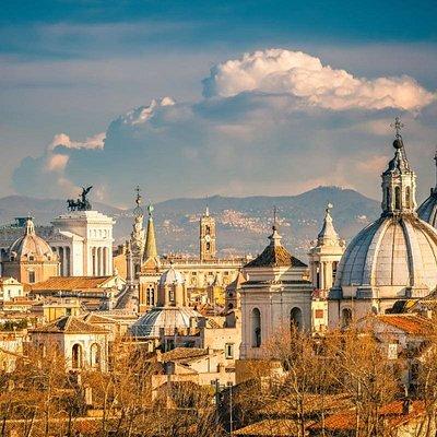Rome wonderful city