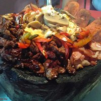 Molcajete for Two