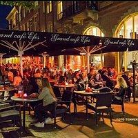 Zomeravond Grand Café Efes