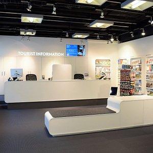 Tourist Information Barfüsserplatz - Basel Tourismus