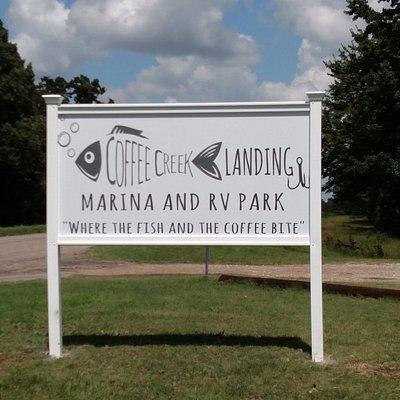 Lake Fork's North East Marina