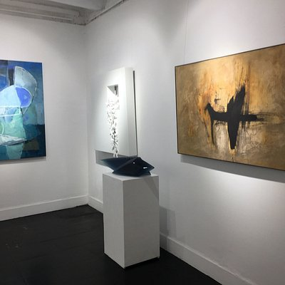 Gallery open show: Bruno Pedrosa | Gonçalo Ivo | Javier Gómez | Raffaele Rossi | Rudy Pulcinelli