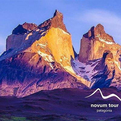 Cuernos de Paine en Parque Nacional Torres del Paine