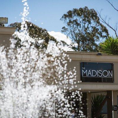 Madison Entrance