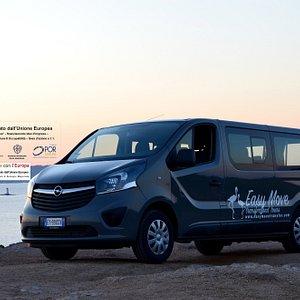 NCC Easy Move Sant'Antioco - car with driver Sant'Antioco - VTC Voiture avec chauffeur Sant'Anti