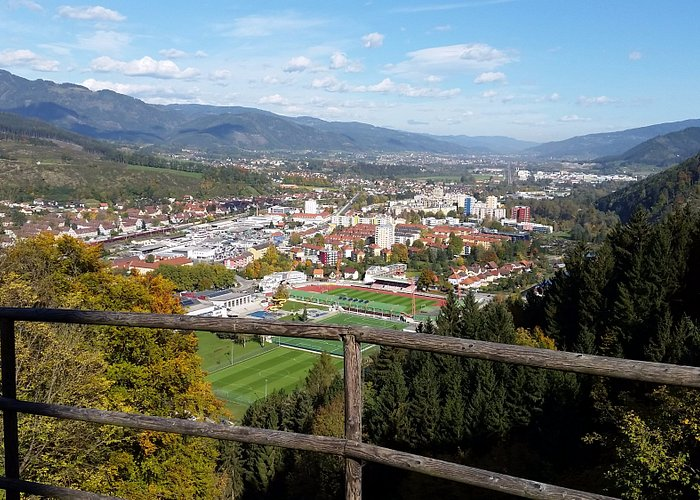 View Burg Oberkapfenberg