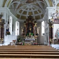 Pfarrkirche Hippach, innen