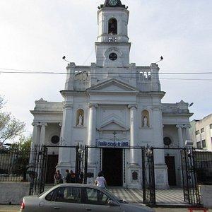 Santuario Basílica Sagrada Familia de Nazareth