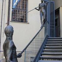 Gli Equilibristi di Leonardo Lucchi