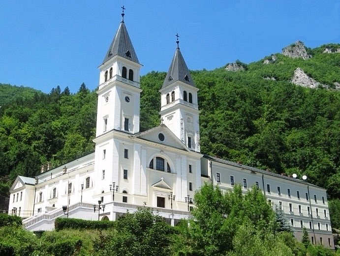Franciscan monastery Kraljeva Sutjeska