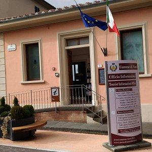 L'ufficio turistico di Vinci
