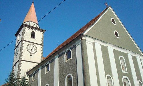 St. Nicholas belfry tower