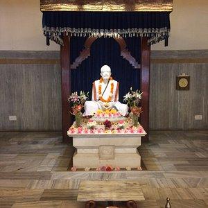 Sri Sri Ramakrishna Paramhansa Main Shrine