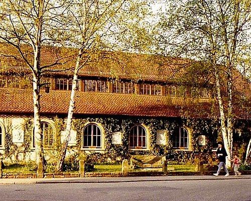 Carl-schweizer-Museum, Ansicht vom Klosterhof her