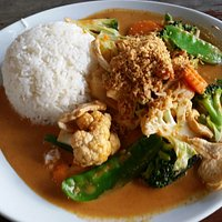 Panang Curry - another one of my favourites