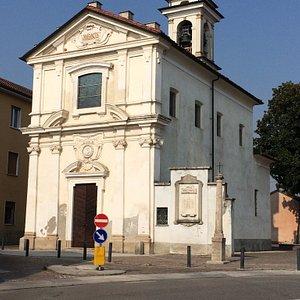 Chiesa della Madonna Immacolata e dei SS. Francesco e Antonio