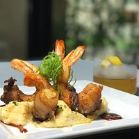 Shrimp and grits like you've never had!
