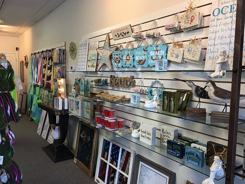 OBX Attitude is unique gift shop located in the Food Lion shopping center!