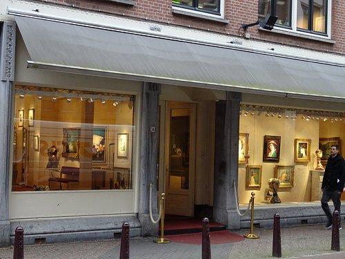 Galerie-Kunsthandel Peter Pappot