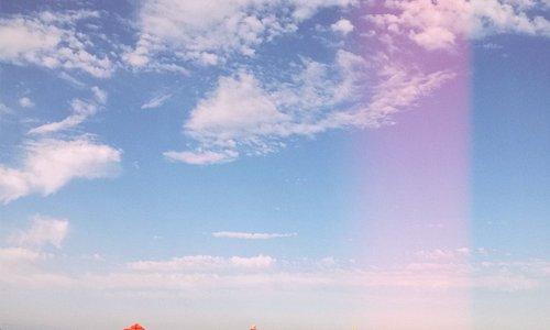 Come ogni giornata con il sole, il mare, la calma