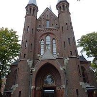 former Roman Catholic Vondelkerk; 1880;Architect P.J.H Cuypers