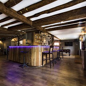 beautiful, recently refurbished country pub
