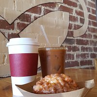 MG has lattes, iced coffees, pastries and more