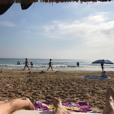 Playa El Moncoyo