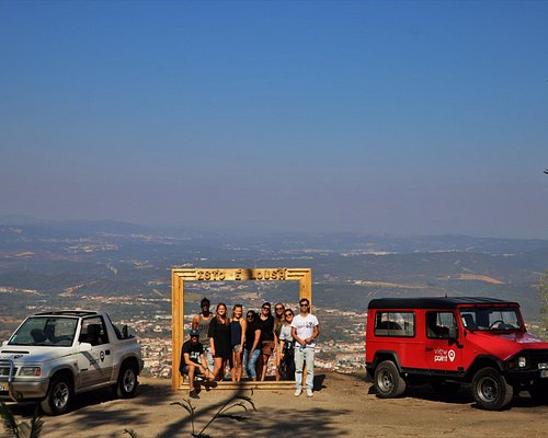 Tour Aldeias de Xisto. Viewpoint meets viewpoint.