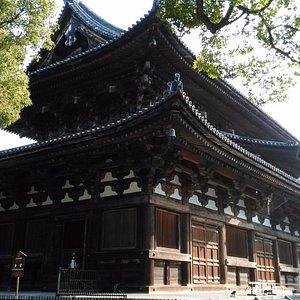 東寺。金堂