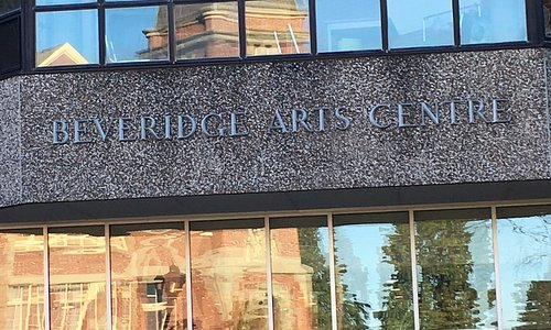 The art gallery is in the Beveridge Arts Centre