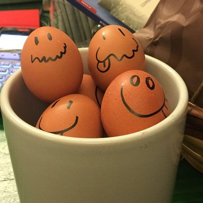 le uova sode