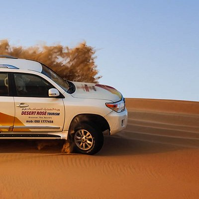 Experience the best of Abu Dhabi on a 5-hour desert safari that exposes you to the extreme side