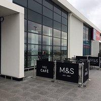 M&S Café, Whitstable