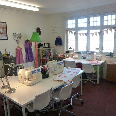Our lovely studio